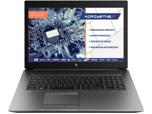 HP ZBook 17 G6 [G16TV09EA]