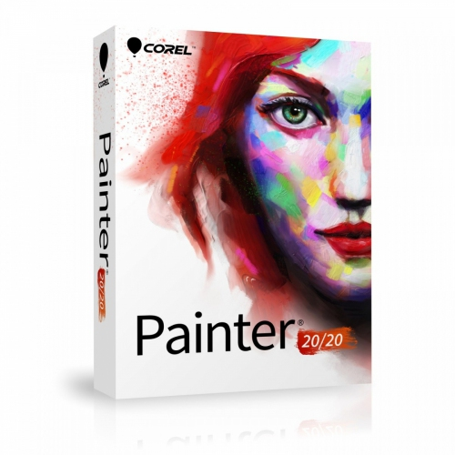 Corel Painter 2020 ML ENG BOX [PTR2020MLDP]