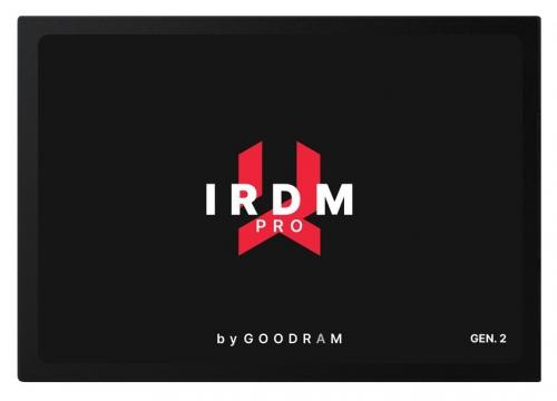 Dysk SSD GOODRAM IRDM Pro 512GB 2,5 [IRP-SSDPR-S25C-512]