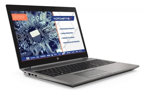 HP ZBook 15 G6 [G26TR64EA]