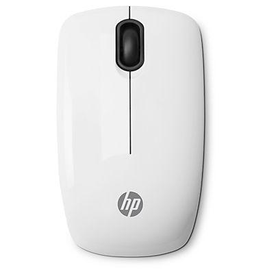 Mysz bezprzewodowa HP Z3200, biała [E5J19AA]