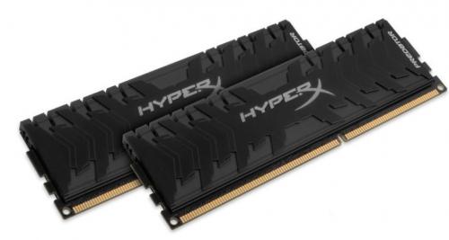 HyperX DDR4 Predator 16GB/3200(2*8GB) CL16 Black [HX432C16PB3K2/16]