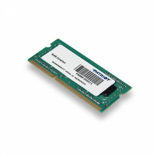 RAM DDR3 Patriot Signature 8GB 1600MHz [PSD38G16002S]