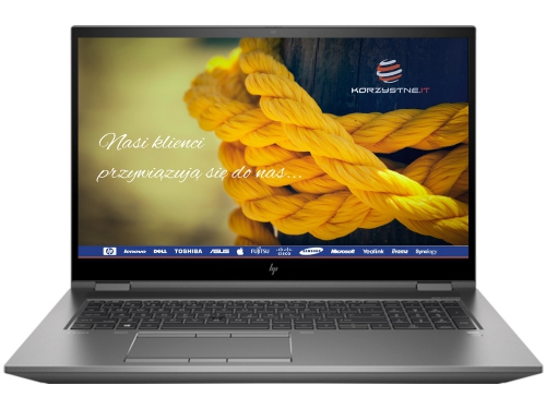 HP ZBook Fury 17 G7 [G2119W6EA]