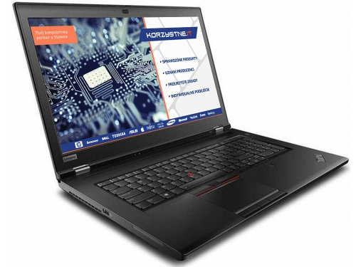 Lenovo ThinkPad P73 [G520QR0030PB]